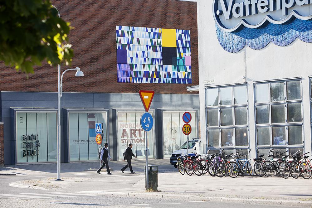 offentliga verk, offentlig utsmyckning, konstnär, samtidskonst, Niklas Mulari
